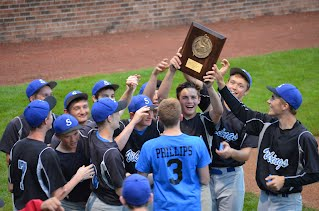 Searsport Vikings Baseball, photo by Connie Burkard