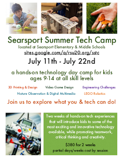 Searsport Tech Camp